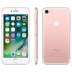 "Smartphone Apple iPhone 7 - Smartphone - 4G LTE Advanced - 128 Go - GSM - 4.7"" - 1334 x 750 pixels (326 ppi) - Retina HD - 12 MP (caméra avant 7 MP) - rose gold"