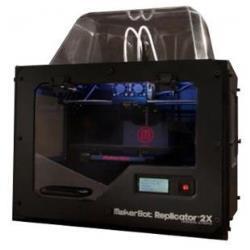 Stampante 3D Makerbot - Replicator 2x