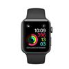 Smartwatch Apple - Serie 2 42mm Grigio Cinturino Nero Sport