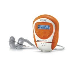 Lecteur MP3 Oregon Scientific MP120 -