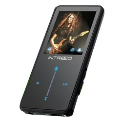 Lecteur MP3 Intreeo MP4-AS184GB - - 4 Go