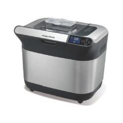 Machine à pain Morphy Richards 48319 - Machine à pain - 600 Watt - inox brossé