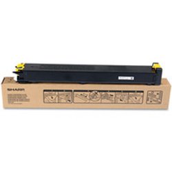 Toner Sharp MX-23GTYA - Jaune - originale - cartouche de toner - pour Sharp MX-2310U