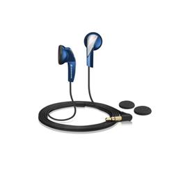 Oreillettes Sennheiser MX 365 - Casque - embout auriculaire - jack 3.5mm - bleu