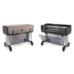 HP - Housse de protection d'imprimante - pour DesignJet T730, T830
