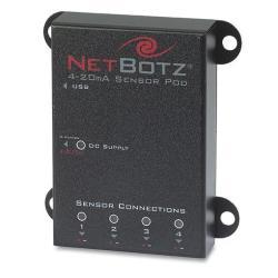 APC NetBotz 4-20mA Sensor Pod - Trépied pour capteur - noir - pour NetBotz 420, 420E, 500, Rack Monitor 550; Rack Monitor 450; Room Monitor 455