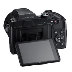 Fotocamera Coolpix b500 Nero- nikon - monclick.it