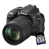 Fotocamera reflex Nikon - D3300 18-105 Garanzia Nital 4 anni