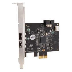 Carte PCI HP - Adaptateur FireWire - PCIe - FireWire 800 - 3 ports - pour Workstation xw9400, Z220, Z230, z400, Z420, Z620, z800, Z820; Workstation z600
