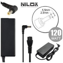 Alimentatore Nilox - Alimentatore x asus fujitsu nlx120w-lt10