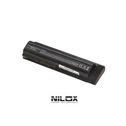 Batterie Nilox NLXHPB5028LR - Batterie de portable - 1 x 8800 mAh - noir - pour Compaq Presario CQ45, CQ60, CQ61, CQ70; HP G60, G61, G70, G71; Pavilion dv4, dv5, DV6