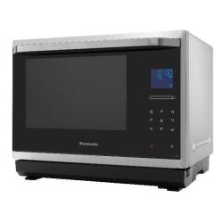 Micro ondes Panasonic NN-CF873SEPG - Four micro-ondes combiné - grill - pose libre - 32 litres - 1000 Watt - inox