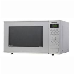 Micro ondes Panasonic NN-GD361M - Four micro-ondes grill - pose libre - 23 litres - 950 Watt - gris acrylique