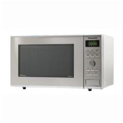Micro ondes Panasonic NN-GD371S - Four micro-ondes grill - pose libre - 23 litres - 950 Watt - inox