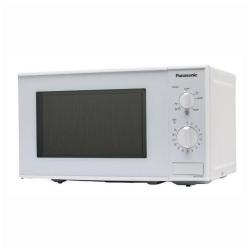 Micro ondes Panasonic NN-K101WMEPG - Four micro-ondes grill - pose libre - 20 litres - 800 Watt - blanc