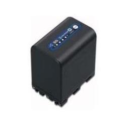 Batterie Sony NP-QM91D - Batterie de caméscope 1 x Li-Ion 4140 mAh - pour Handycam CCD-TRV108, TRV118, TRV228, TRV308, TRV318, TRV608, DCR-TRV80, TRV840, TRV950