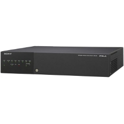 Sony - 16 channels recorder 2tb