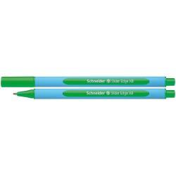 Stylo Schneider Slider Edge - Stylo à bille - vert - 1.4 mm - trait large