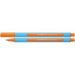 Stylo Schneider Slider Edge - Stylo à bille - orange - 1.4 mm - trait large