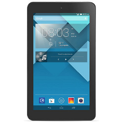 Tablette tactile Alcatel One Touch - Tablette TFT - Logement microSD