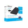Box hard disk esterno PNY - P-91008663-e-kit