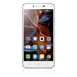 """Smartphone Lenovo K5 - Smartphone - double SIM - 4G LTE - 16 Go - microSDHC slot - GSM - 5"""" - 1 280 x 720 pixels - IPS - 13 MP (caméra avant de 5 mégapixels) - Android - argent platine"""