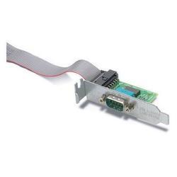 Adaptateur HP - Panneau série - DB-9 (M) - pour EliteDesk 800 G2; EliteOne 800 G2; ProDesk 490 G3, 600 G2; Compaq Business Desktop dc7700