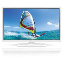 "TV LED TELE System PALCO24 LED07W - Classe 24"" (23.6"" visualisable) TV LED - 720p - blanc"