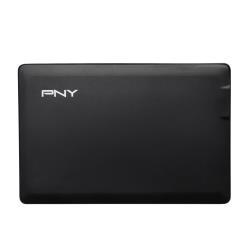 Chargeur PNY PowerPack CC2500 - Banque d'alimentation Li-pol 2500 mAh - 1 A (USB (alimentation uniquement)) - sur le câble : Micro-USB
