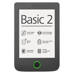 eBook reader PocketBook - Basic 2 dk grey