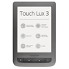 eBook reader PocketBook - Touch lux 3 dark grey