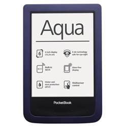 eBook reader PocketBook - Aqua