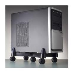 Câble Tecnostyl CPU Holder - Chariot pour ordinateur personnel - noir