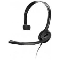 Casque Sennheiser PC 26 Call Control - Casque - sur-oreille - noir