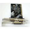 Carte PCI Nilox - Nilox PCI-2SER1PAR - Adaptateur...