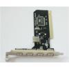 Carte PCI Nilox - Nilox PCI-41USB - Adaptateur...