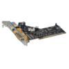 Carte audio Nilox - Nilox PCI-AUD6 - Carte son - 16...