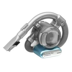 Aspirateur de table Black & Decker DustBuster Flexi PD1420LP - Aspirateur - Aspirateur à main - sans sac - noir/chrome