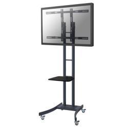 """Support pour LCD NewStar Mobile TV Floor Stand PLASMA-M2000E - Chariot pour écran plasma / LCD - noir - Taille d'écran : 32""""-70"""" - Interface de montage : 200 x 200 mm"""