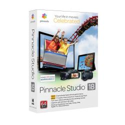 Foto Software Pinnacle studio 18 standard Corel