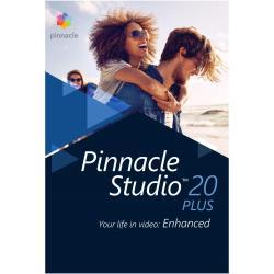 Logiciel Pinnacle Studio Plus - (v. 20) - ensemble de boîtes - 1 utilisateur - Win - Multi-Lingual - Europe
