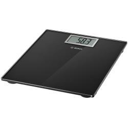 Balance pèse personnes Bosch AxxenceStyle PPW3401 - Balance - noir