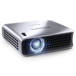 Vidéoprojecteur Philips PicoPix PPX4010 - Projecteur DLP - 100 lumens - WVGA (854 x 480) - 16:9