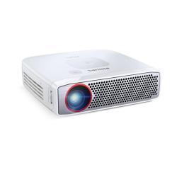 Vidéoprojecteur Philips PicoPix PPX4835 - Projecteur DLP - 350 lumens - 1280 x 720 - 16:9 - HD 720p