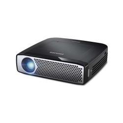 Vid�oprojecteur Philips PicoPix PPX4935 - Projecteur DLP - 350 lumens - 1280 x 720 - 16:9 - HD 720p - 802.11 b/g/n sans fil/ LAN