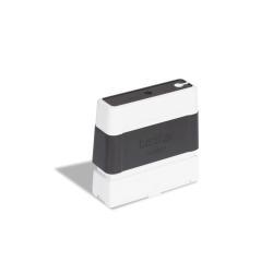 Tampon Brother 3030 - Tampon - pré-encré - rouge - texte personnalisé - 30 x 30 mm ( pack de 12 )