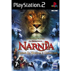 Jeu vidéo The Chronicles Of Narnia The Lion, The Witch and The Wardrobe - PlayStation 2 ensemble de boîtes - 1 utilisateur