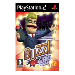 Jeu vidéo Buzz! The Big Quiz - Wii, Nintendo 3DS