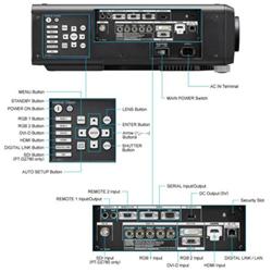 Videoproiettore Panasonic - Pt-dw750be