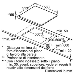 Piano cottura Bosch - Pvs645fb1e